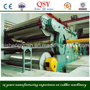 Rotary Curing Machine for Drum Vulcanizing Press pictures & photos