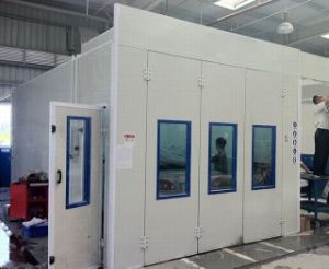 Furniture Spray Booth or Painting Machine