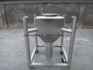 Stainless Steel Hopper for Medical Blending, Rotate pictures & photos