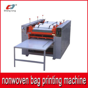 New Semi-Auto Non Woven Bag to Bag Printing Machine pictures & photos