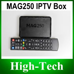 New Coming European Hot Sale Mag250 Linux IPTV Set Top Box Without Including IPTV Account