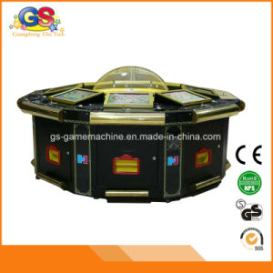 Luxury Wheel Casino Tables American Professional Bergmann Roulette for Sale pictures & photos