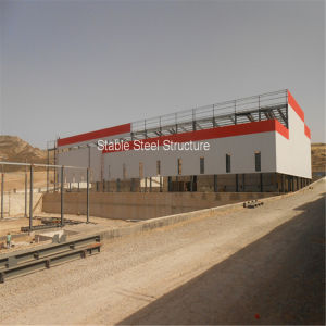 Modular Steel Structure Storage Building Kits for Sale pictures & photos