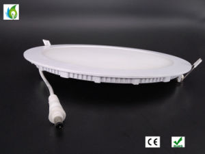 18W Epistar 90PCS 2835SMD Slim LED Panel Light 90-100lm/W Small LED Ceiling Light pictures & photos