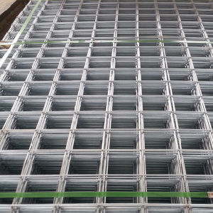 China 8mm Wire 200X200mm Opening Bird Cage Cheap Galvanized Welded ...