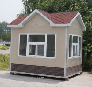 Small Size Portable Houses For Sentry Box