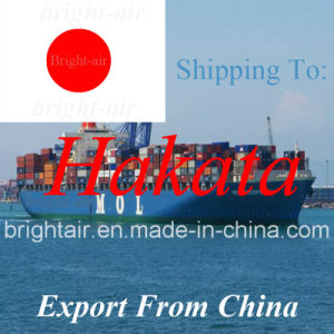 Sea Freight Shipping From China to Hakata, Japan