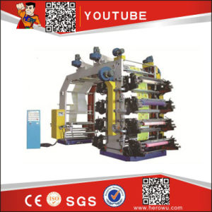 Plastic Bag Printing Machine (YT) pictures & photos
