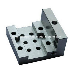 China Steel CNC Milling Components of Fixture - China Cnc
