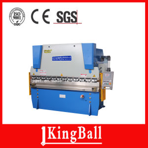 Wc67y Series Hydraulic Press Brake pictures & photos