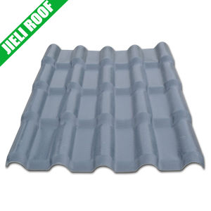 Glass Fiber Reinforced Spanish Roofing Tiles pictures & photos