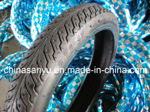 Motorcycle Tire (2.75-17-4/6PR)
