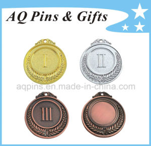 3D Brass Medal with Different Plating pictures & photos