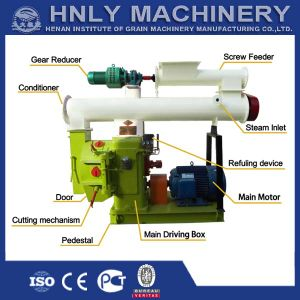 Animal Feed Pellet Mill / Poultry Feed Mill Equipment pictures & photos