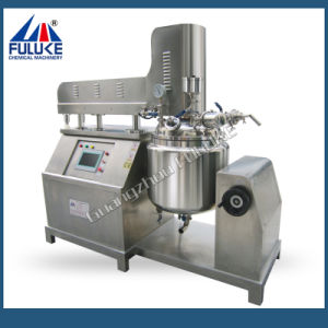 Hot Sale 5-5000L Cream Vacuum Emulsifying Mixer pictures & photos