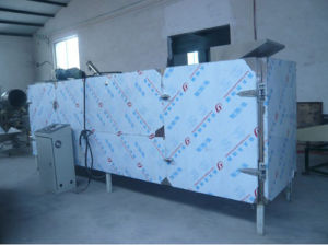 Meat Analog Making Machine, Tissue Protein Food Vegetarian Meat Chunks Machine pictures & photos
