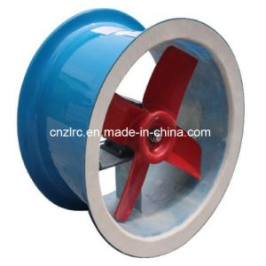 Authentication Anticorrosion FRP Axial Flow Exhaust Fan pictures & photos