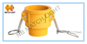 DIN Standard Nylon Coupler Camlock Fitting pictures & photos