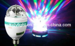 Stage Rotating Sound Control Colorful