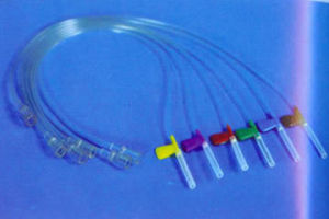 Disposable Scalp Vein Set/Disposable Scalp Vein Set for Infusion Set pictures & photos