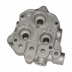 Zinc Die Casting Parts Engine Cover
