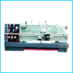 C6266 Heavy Duty Lathe Machine