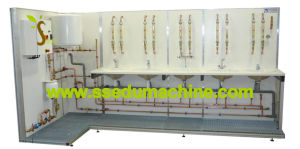 Installation Sanitaire Pavillonnaire Engineer Educational Equipment Technical Training Equipment