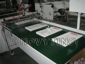Inside Glue Patch Handle Bag Making Machine pictures & photos