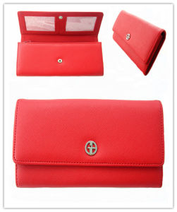 Fashion Lady PU Wallet/Purse/Bag (JYW1509) pictures & photos