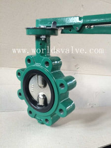 Demco Lug Type Butterfly Valve