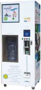 Reverse Osmosis Pure Water Vending Machine pictures & photos