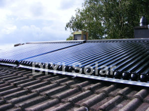 Heat Pipe Solar Thermal Collector with High Quality