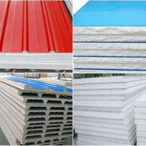 EPS Concrete Sandwich Panel for Roof and Wall pictures & photos