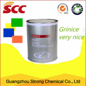 High Quality Iron Oxide Red 2k Epoxy Automotive Primer