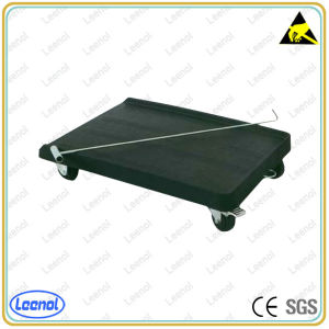 Antistatic Plastic Moving Dolly Ln-601 pictures & photos