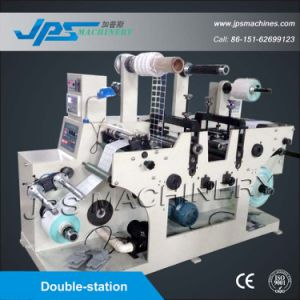 Double-Station Label Fully Rotary Die-Cutter with Slitting Function pictures & photos