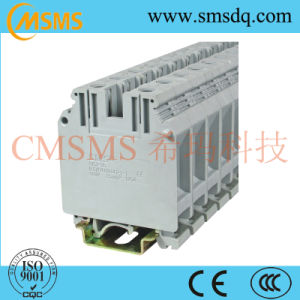 Universal Screw Connection Terminal Blocks (SKJ-6/SKJ-35) pictures & photos