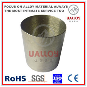 100ml Pure Nickel Crucible High Temperature Corrosion pictures & photos