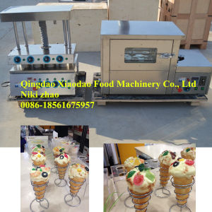 Pizza Cone Forming/ Making Machine/Pizza Cone Bakery pictures & photos