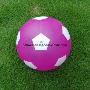 Custom Logo PVC High Quality Football for Sale pictures & photos