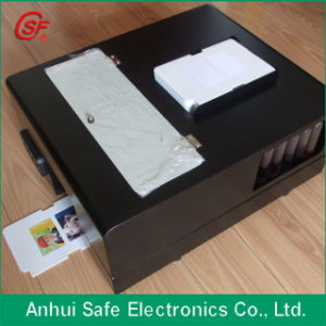 Auto Card Printer with 2card Trays pictures & photos