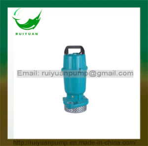 0.75kw Aluminum Wire Qdx Submersible Pump pictures & photos
