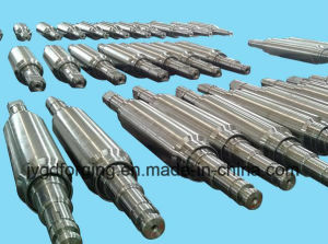OEM Q345 Hydraulic Steel Forged Shaft pictures & photos