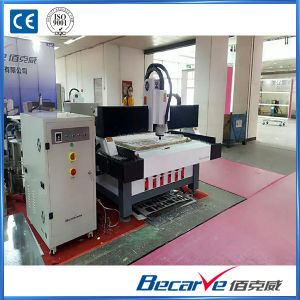 High Performance CNC Router with Spindle Power 5.5kw pictures & photos