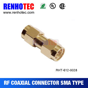 3 Ways SMA Male to Female SMA RF Connector pictures & photos