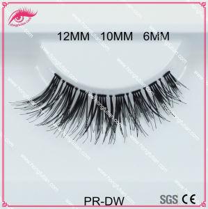 e55fb081640 New Designed Wispy Style Human Hair Eyelash Dw False Eyelashes Wholesale