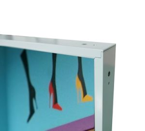 Indoor LCD Digital Signage, Digital Advertising Light Boxes, Commercial Advertising Display Screen pictures & photos