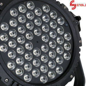 RGB 3in1 Waterproof 54 *3W Full Color LED PAR for Outdoor (HL-034)