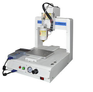 Automatic Three Axis Desktop Conductive Glue Dispenser Machine