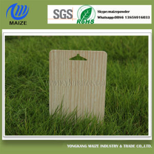 Special Wood Effect Powder Coating for Aluminium